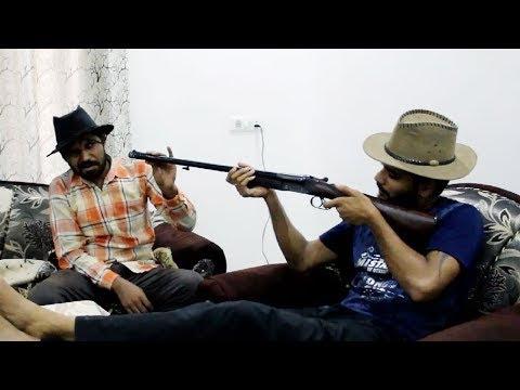 Gabbar Comedy || Very Funny Punjabi Comedy || Amber Nahar and Bhagat Singh Ghavri