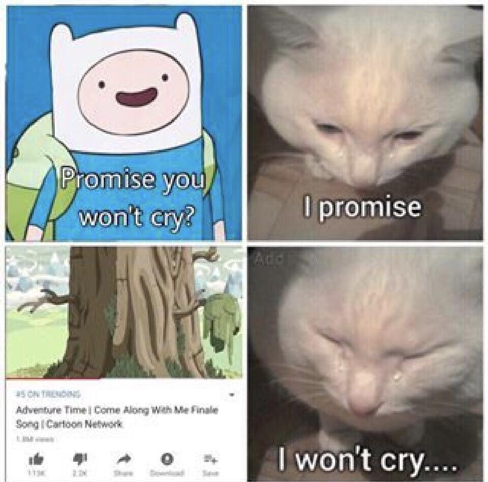 Adventure Time Meme Images