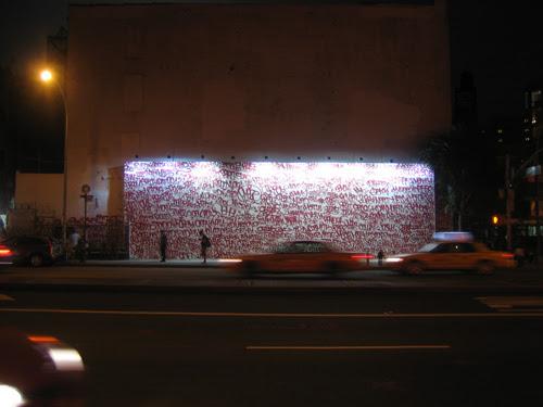 Barry McGee Mural, New York City, 9 September 2010 _7778