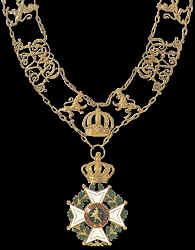 Collar Civil, la Orden de Leopoldo I