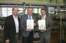 Double certification IFS et ISO 22000 pour Schenk SA