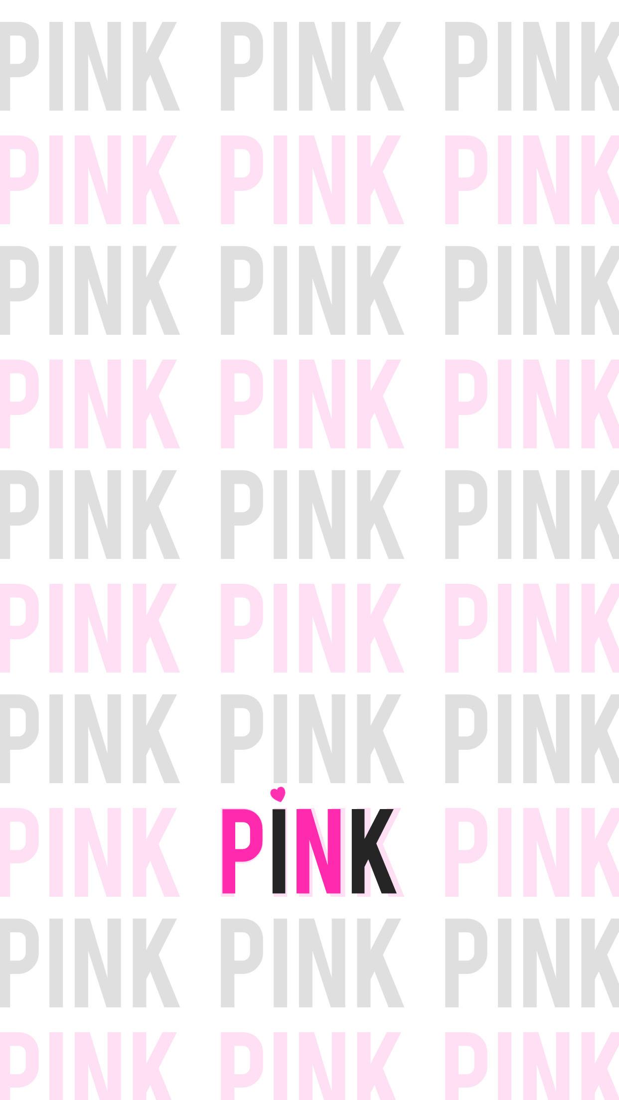 Victorias Secret Pink Wallpaper (45  images)