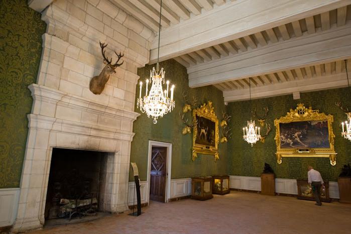 Замок Шамбор – королевский каприз 28239