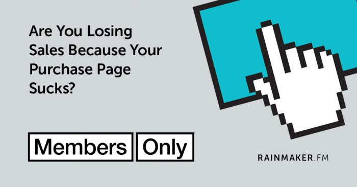Are You Losing Sales Because Your Purchase Page Sucks?