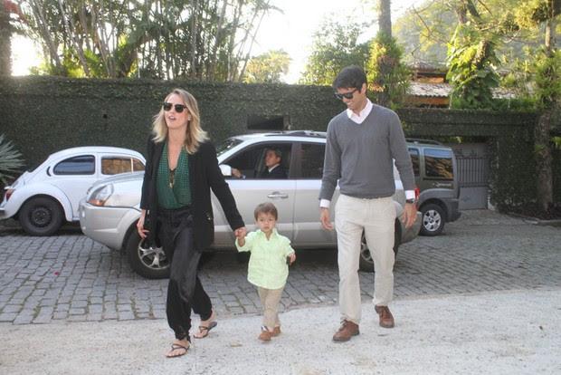 Juliana Silveira no aniversario de Eva, filha de Angelica e Luciano Huck (Foto: Fabio Martins / Fotorio News)