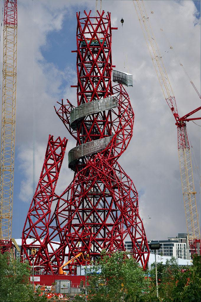 Orbit Tower (ArcelorMittal Orbit) #7