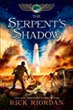 The Serpent's Shadow by Rick Riordan book cover