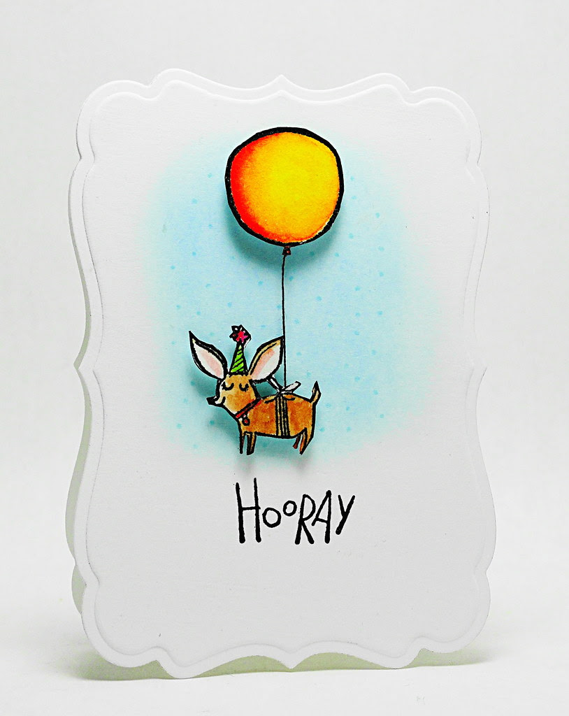 Birthday Hooray