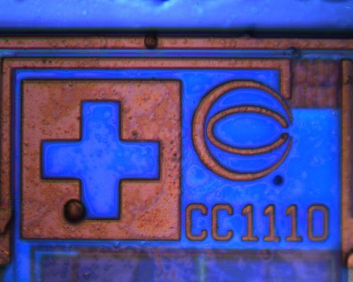 Chipcon CC1110 Logo