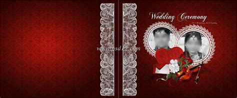 50  Best Modern Wedding Album Cover PSD Designs