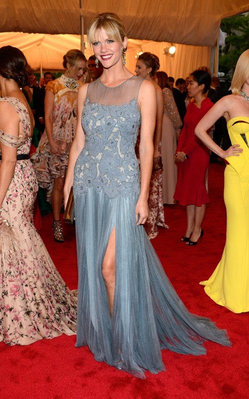 Costume Institute Gala Met Ball - May 7, 2012, Brooklyn Decker