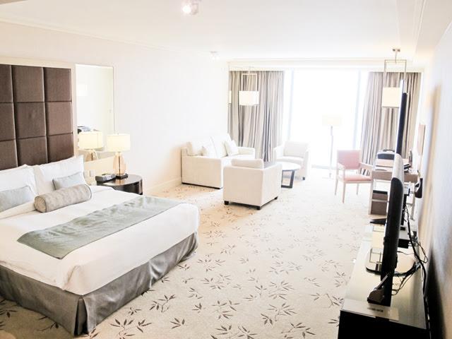mbs suite room