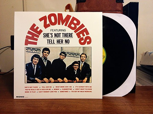 Record Store Day Haul #7: The Zombies - S/T LP (/1000) by Tim PopKid