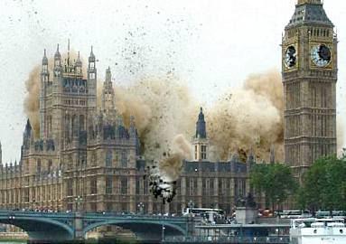 London Explosion