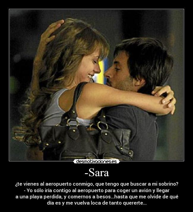Sara Desmotivaciones