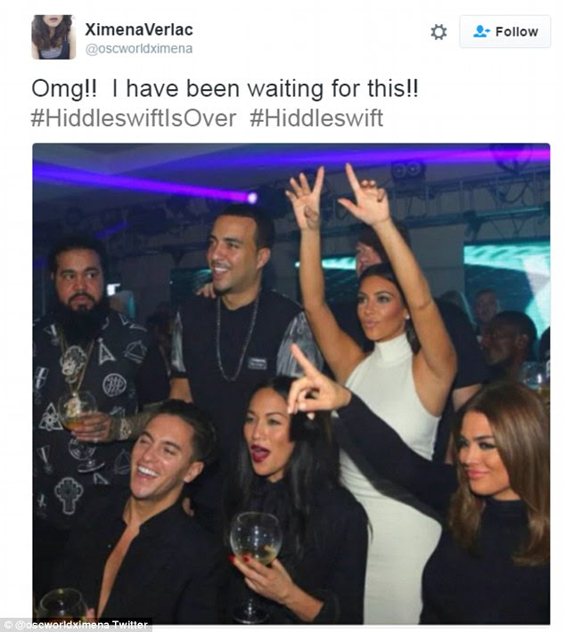 Word! Some fans speculated about the Kardashian clan's response to the whole shebang