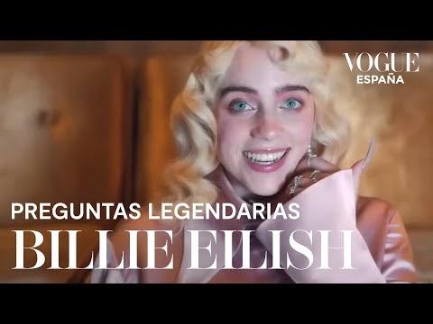 En español: Billie Eilish responde preguntas de Avril Lavigne y otros famosos