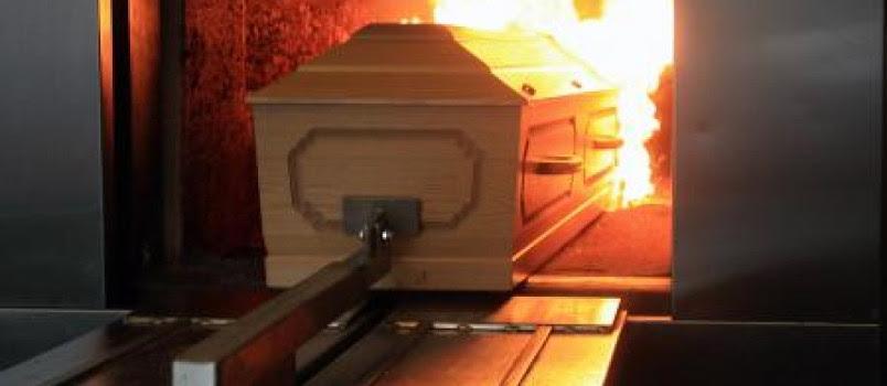 Αποτέλεσμα εικόνας για αποτεφρωση νεκρων