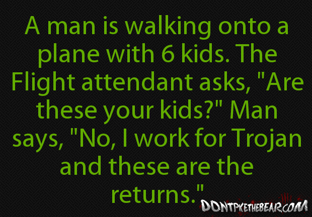 Funny Father With Kids Quotes Dump A Day