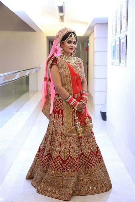 Indian Bridal Traditional Wedding Dresses Trends 2018 19