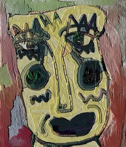 snake eyes by Donna Kuhn