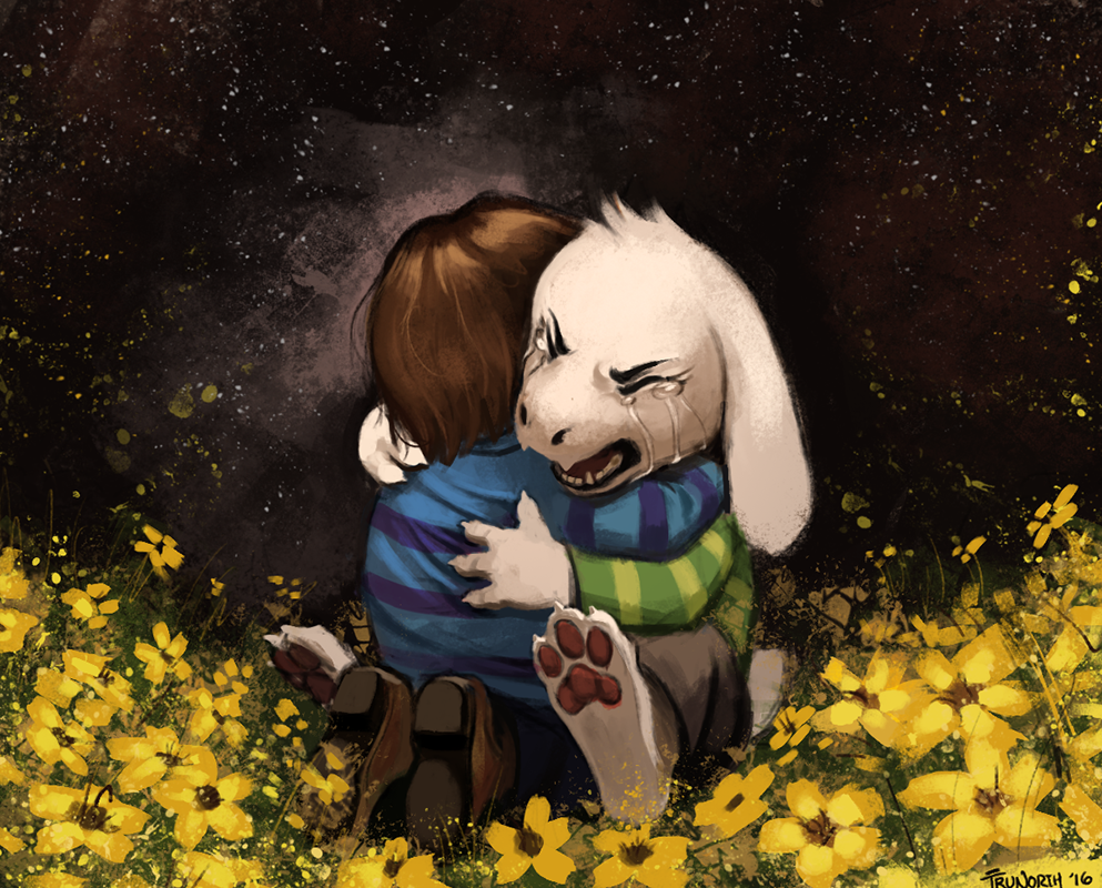 I Dont Want To Let Go By Trunorth Undertale