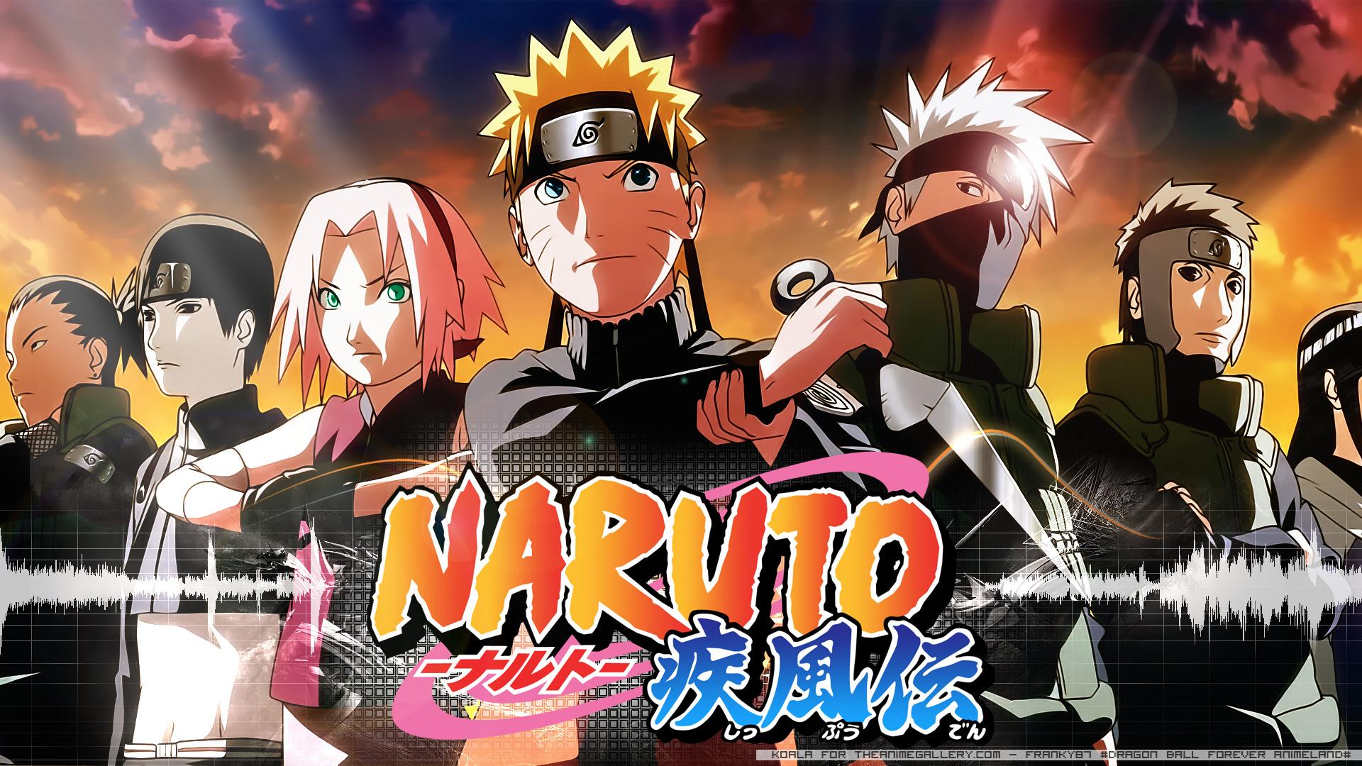 Naruto naruto anime