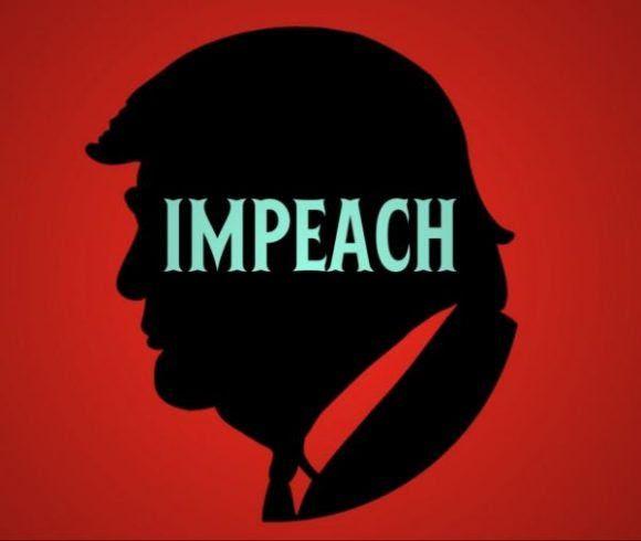 Portada del sitio web http://www.impeachmentmarch.org/.