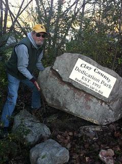Geocaching in Hayesville