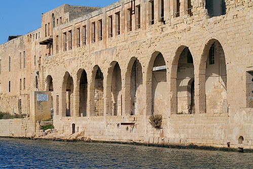 The Lazzaretto, Manoel Island, Gzira, Malta