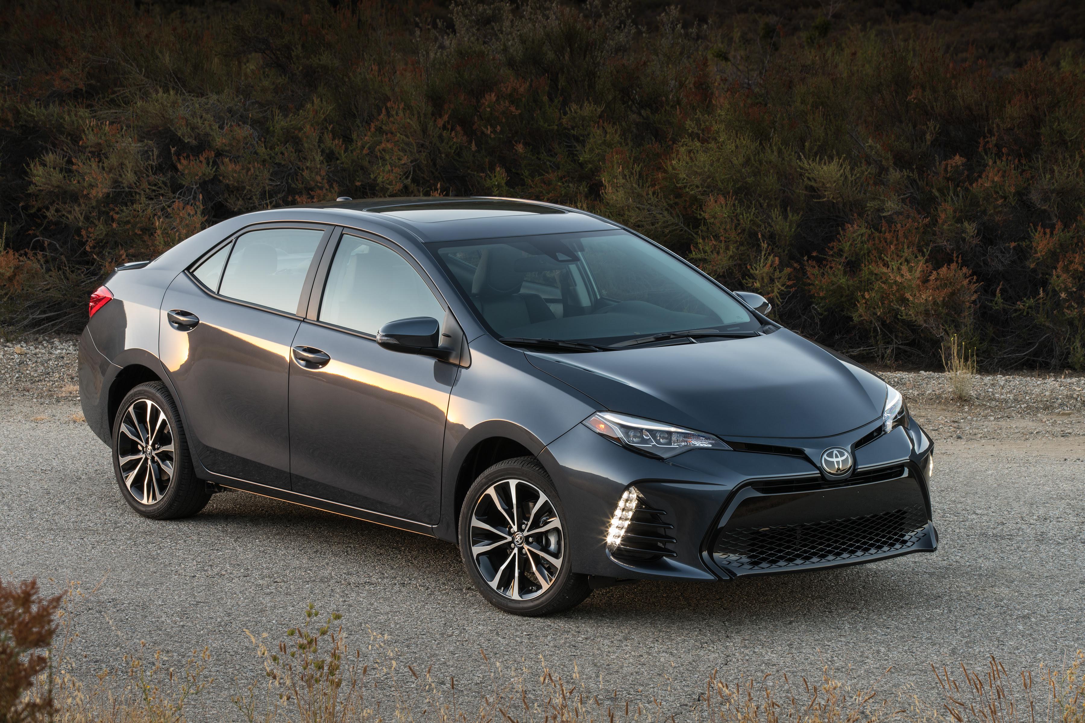 La Corolla 2018 : la Toyota préférée du Canada, avec une ...