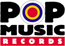 Pop Music Records Logo