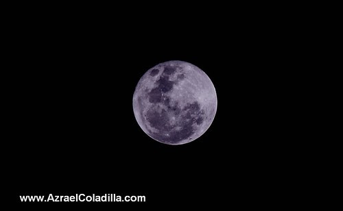 perigee  moon shot by azraelcoladilla with mark