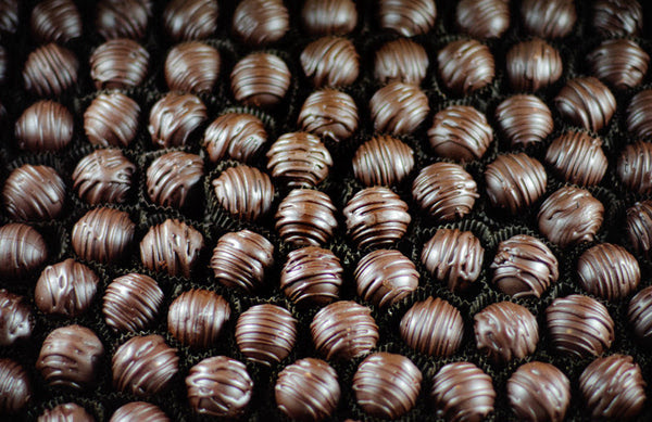 Lots of Chocolate Truffles