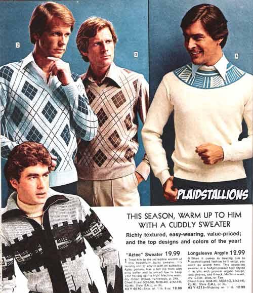 sweaters suck