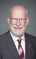 Photo - Richard Cannings - Click to open the Member of Parliament profile
