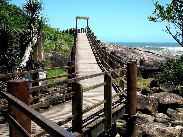 Santo Anchieta, Itanhaém, no litoral de São Paulo (Foto: Divulgação / Prefeitura de Itanhaém)
