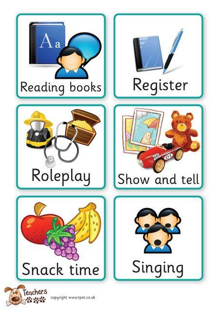 1000+ ideas about Visual Timetable on Pinterest | Teacher ...