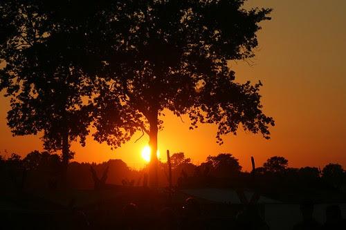 W:O:A 2010 / sunset