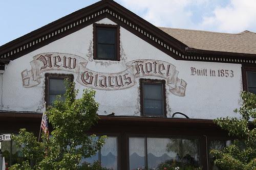 New Glarus Hotel 1853, WI
