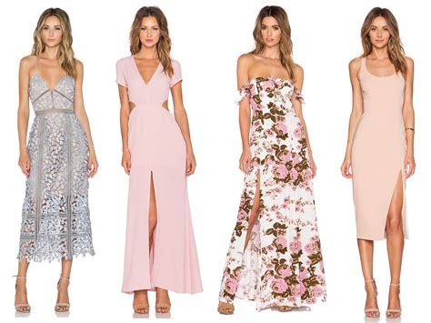 The Perfect Outfit For Every Type Of Wedding You'll Attend