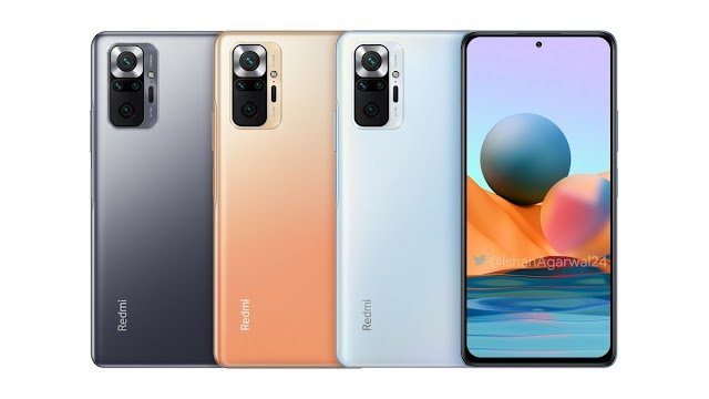 Xiaomi Redmi Note 10 Mobile Phone Full Specifications