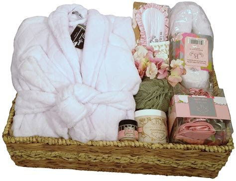 DELUXE HOTEL SPA GIFT BASKET   Sweet Day Designs