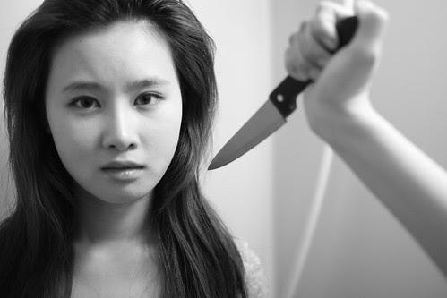 Tao Sha encounters a slasher