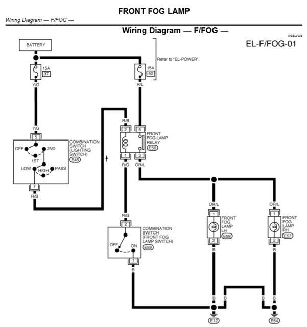 Fog Light Wiring Diagram House Wiring Diagram Photo Jimny Waystar Fr