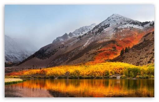 Download 600 Wallpaper Apple High Sierra  Terbaru