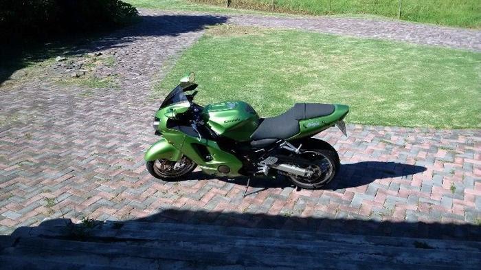 2006 Kawasaki Zx12r Ninja For Sale For Sale In Uitenhage