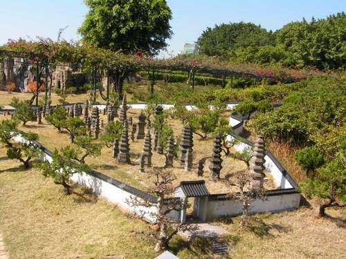 少林寺石林