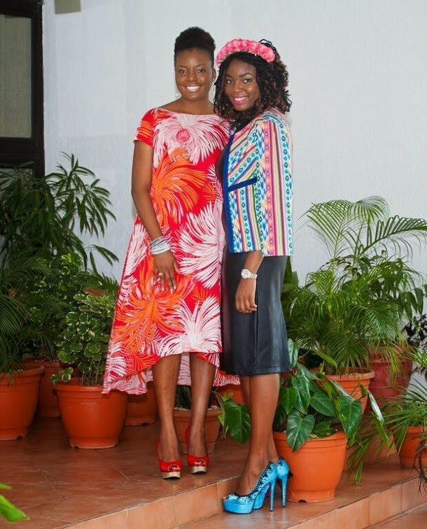 Meet Bishop Oyedepo's Beautiful Daughters, Love and Joy [See Photo]