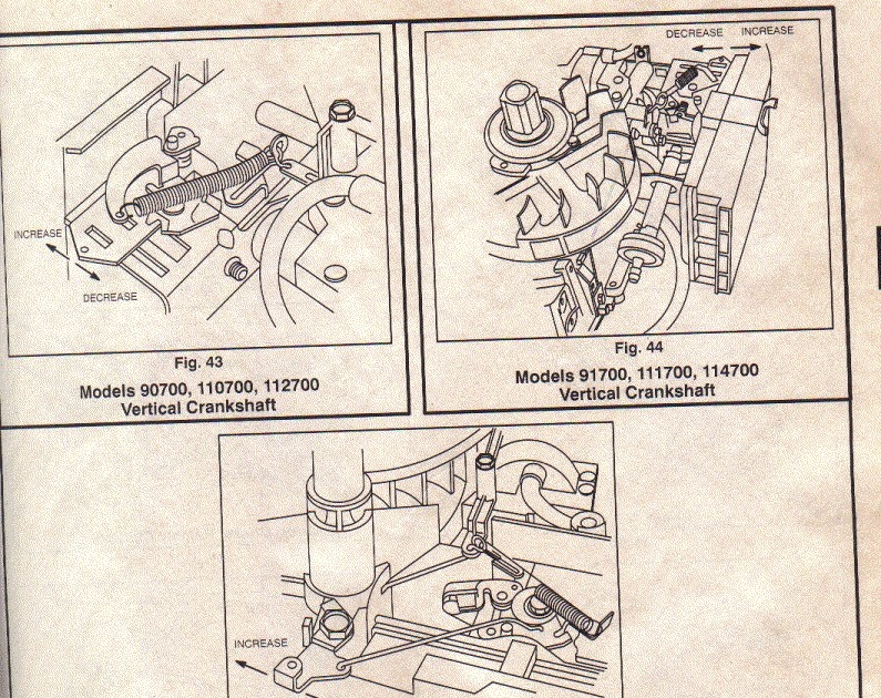 32 Briggs And Stratton Carburetor Linkage Diagram